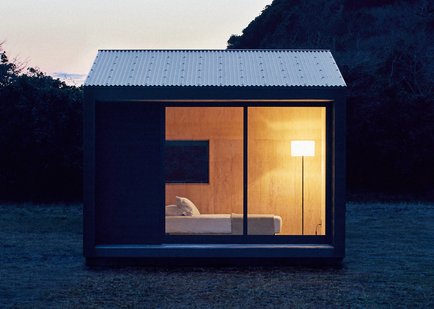 Ando tadao rokko house pinterest - Muji S New Tiny Home Will Go On Sale This Autumn In Japan