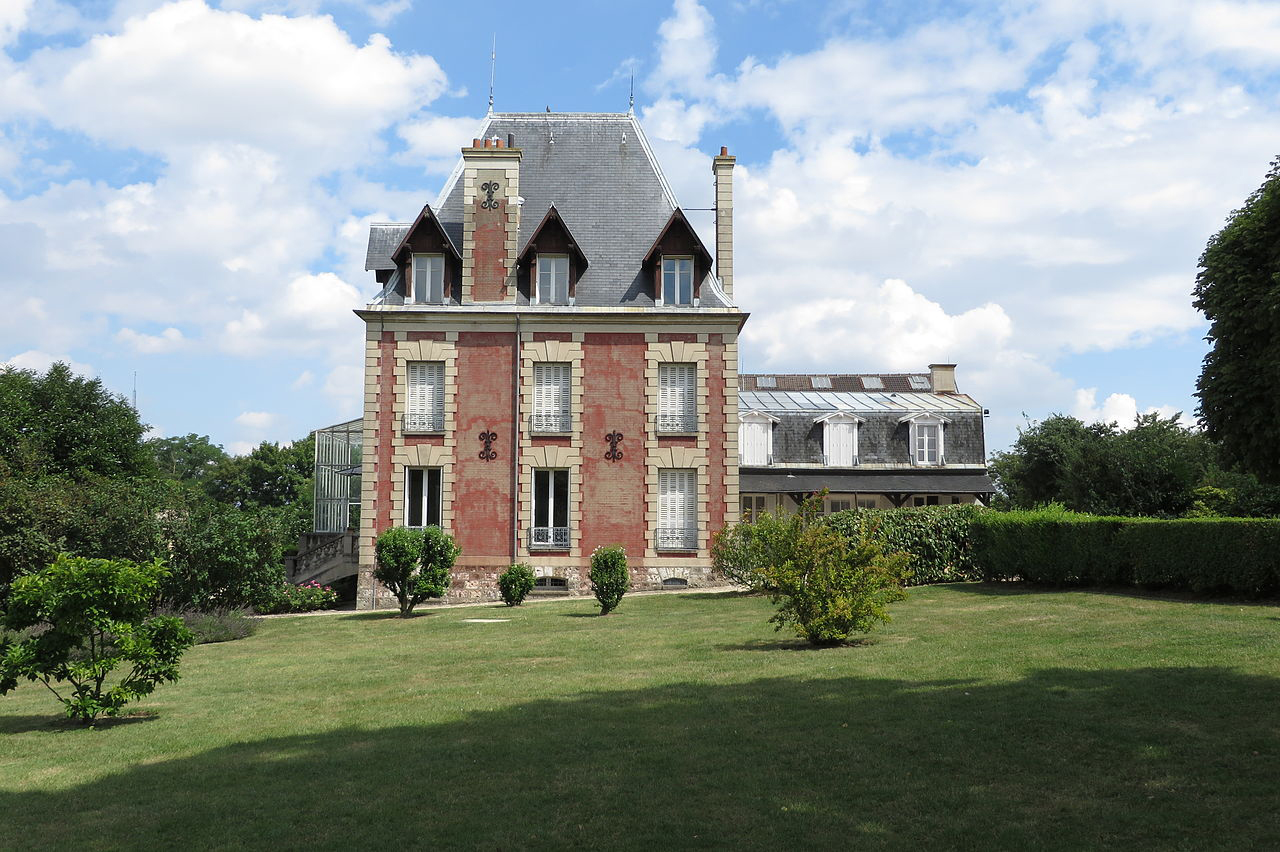 Artists' homes you can visit: Rodin's Villa des Brillants