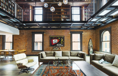 Converted Warehouse warehouse conversion news and features - the spaces