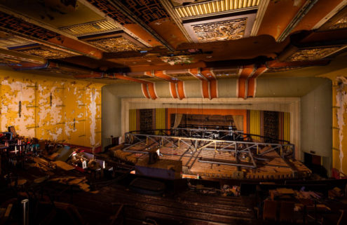 This 'hidden treasure' Art Deco building might be reopening as a new London music venue
