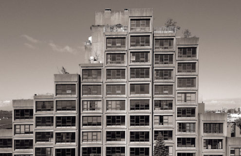 Take a Brutalist tour of  Sydney