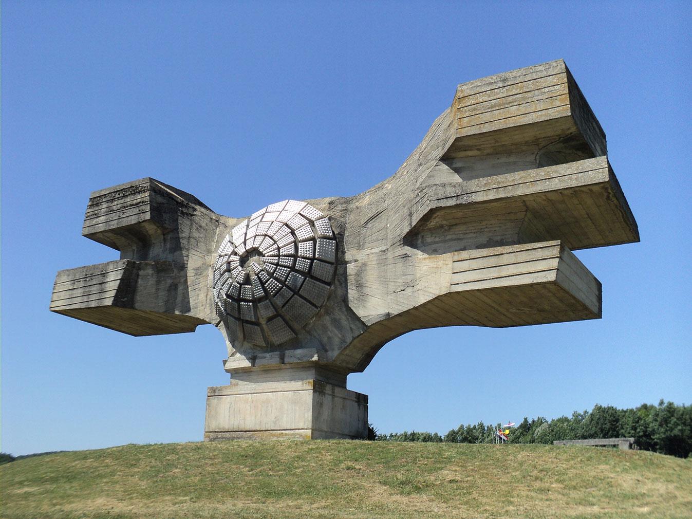 Spomenik revolucije naroda Moslavine