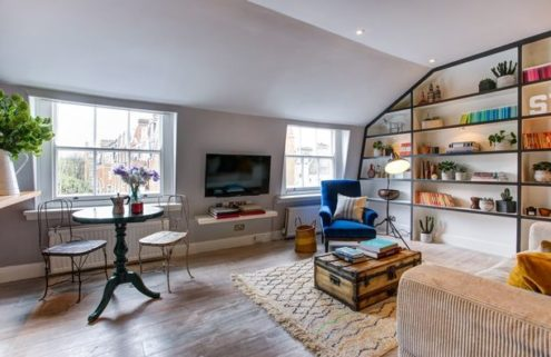 Live rent-free in London's Kensington for 12 months