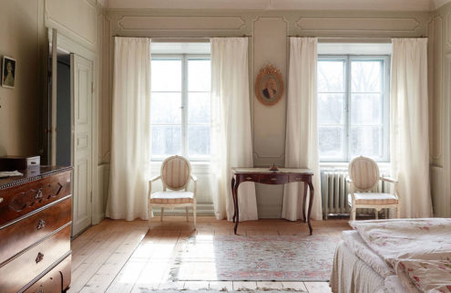Property of the week: a grand apartment in a Swedish castle