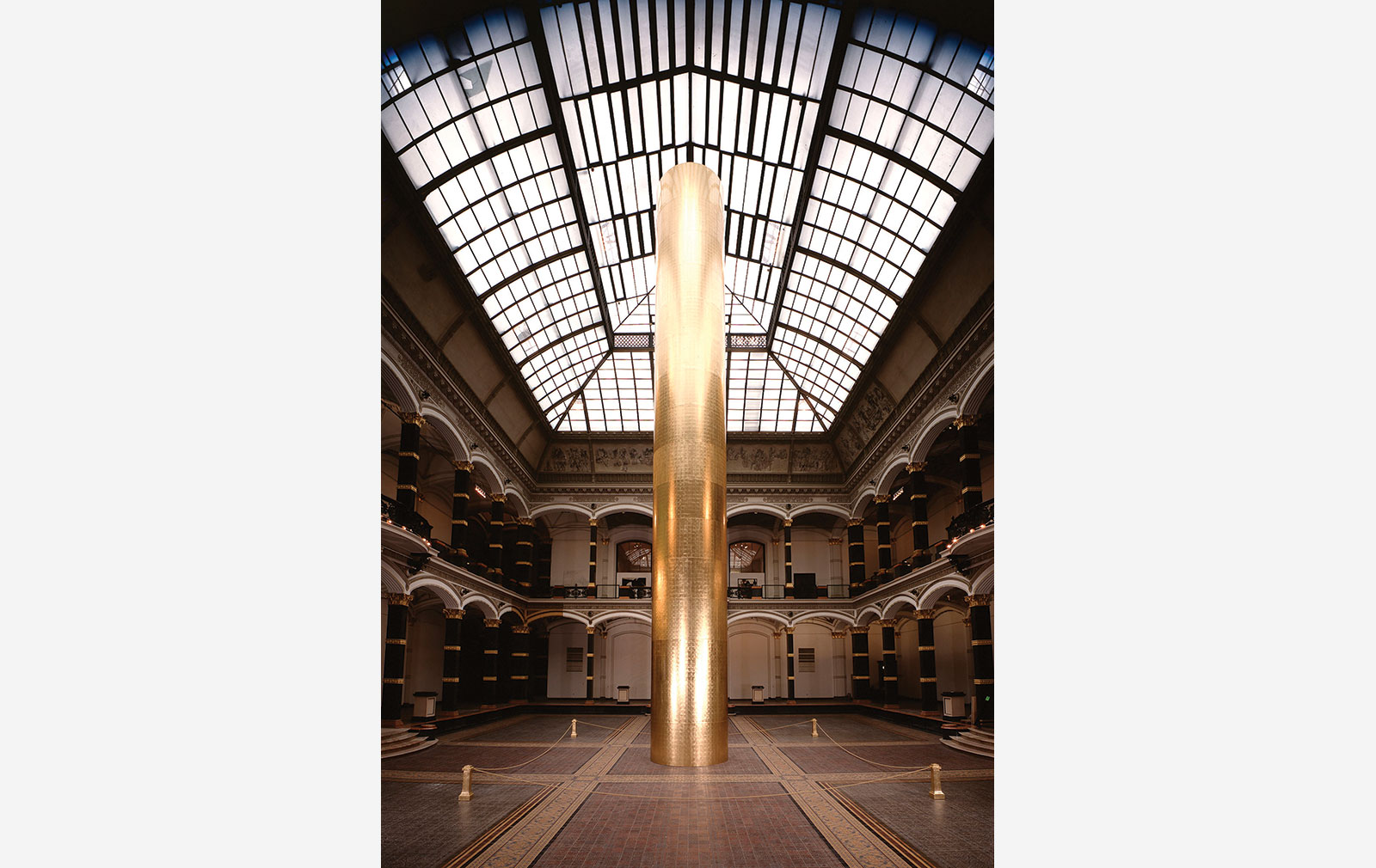 Venice Biennale preview, featuring The Golden Tower by James Lee Byars
