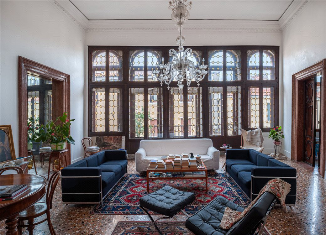 5 extraordinary Venice apartments for sale