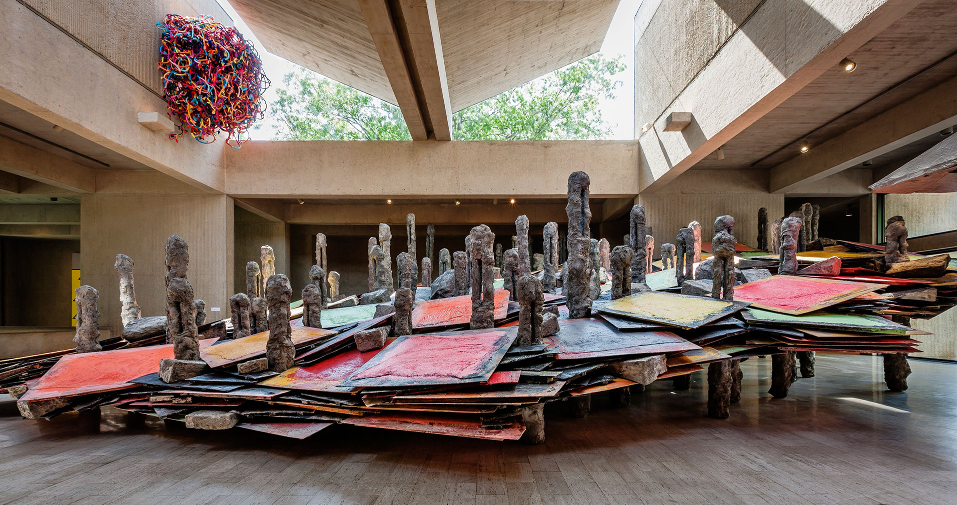 Venice biennale preview, featuring the work of Phyllida Barlow