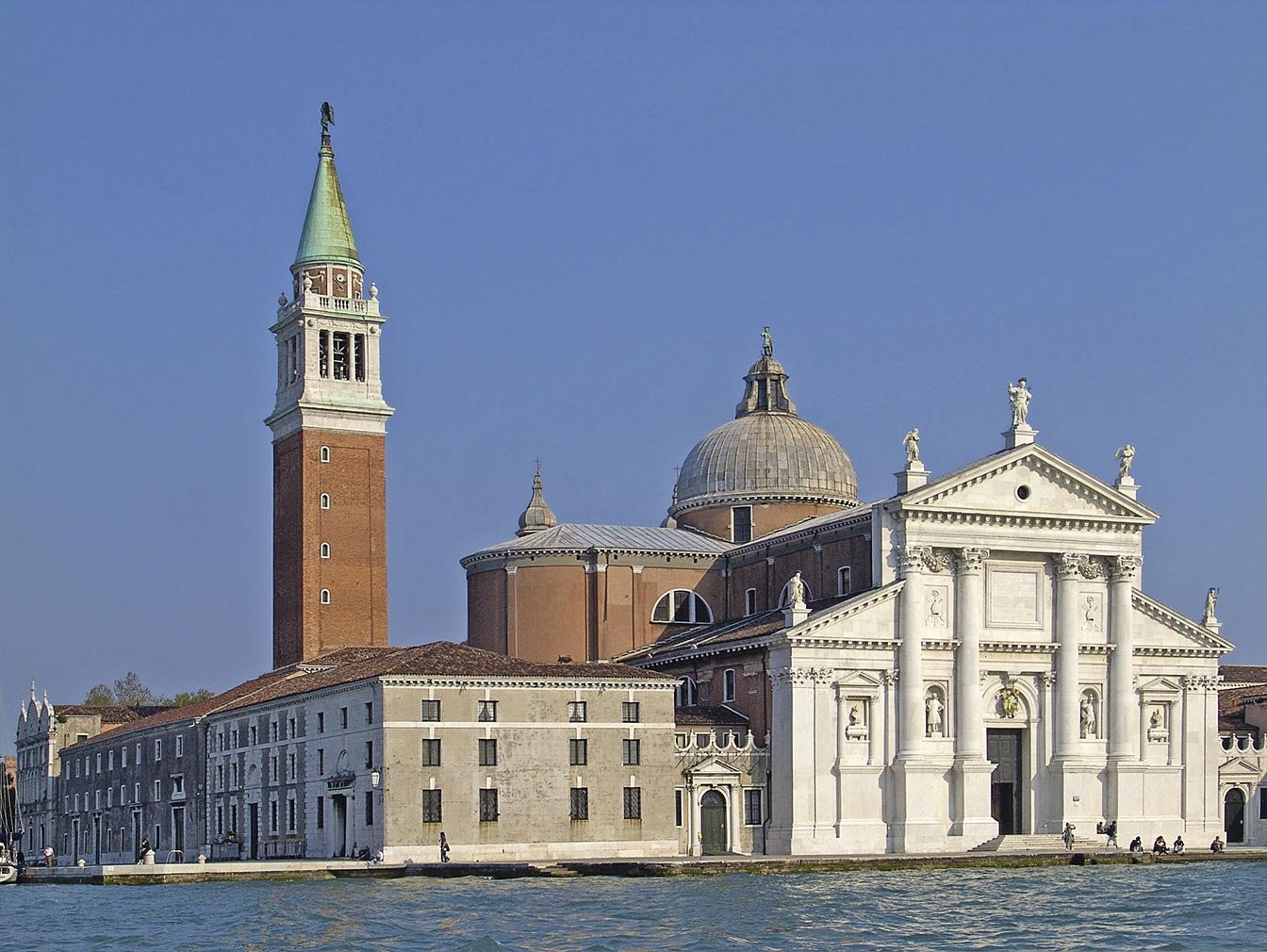 Venice Biennale venue Basilica di San Giorgio Maggiore