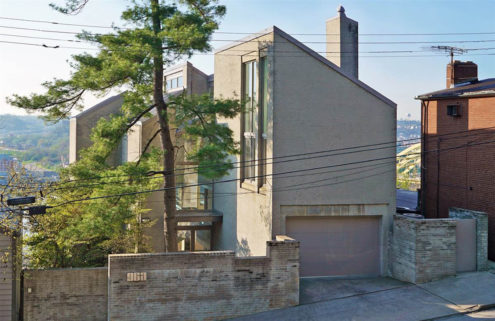 Vidal Sassoon's Cincinnati home lists for $1.25m