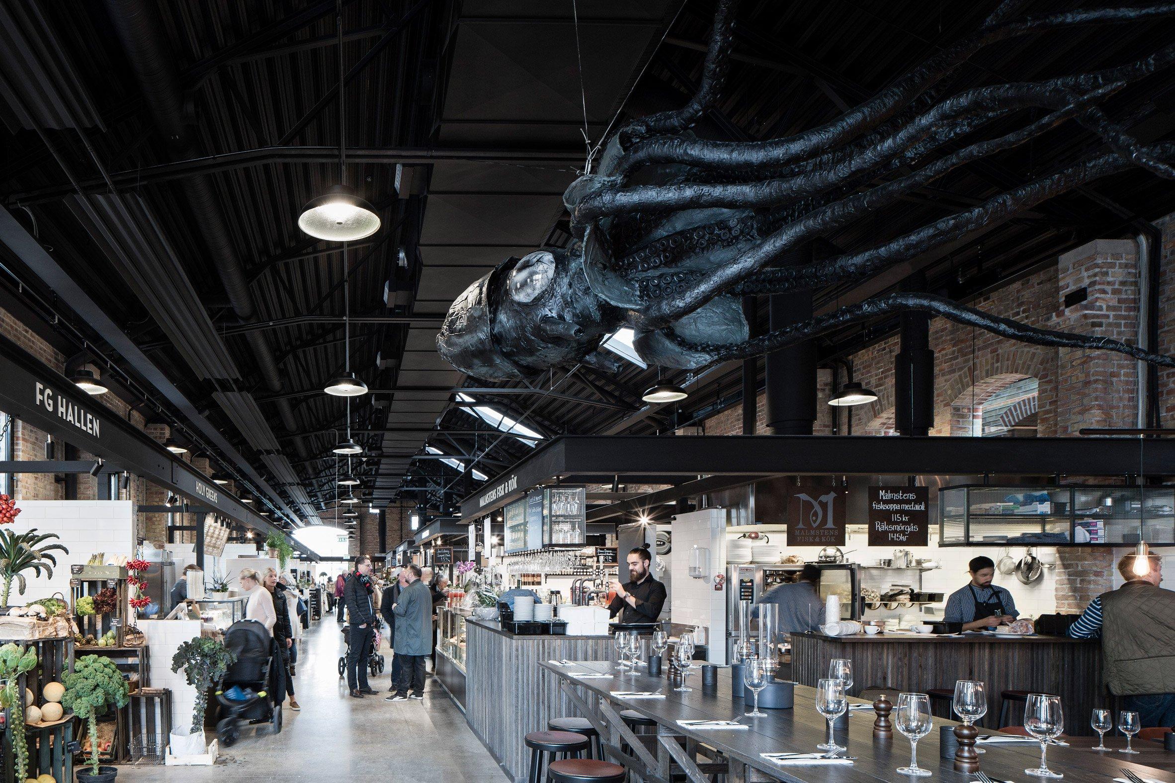Malmo Market Hall