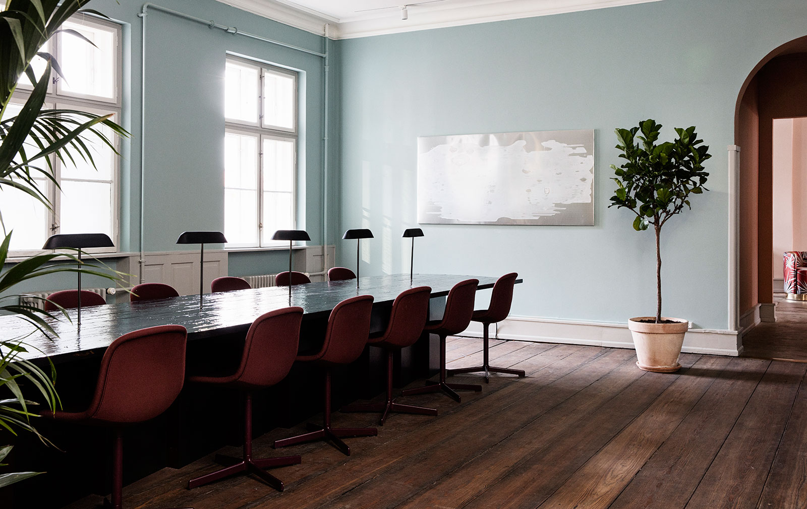 Nomad workspace – a coworking space in Copenhagen