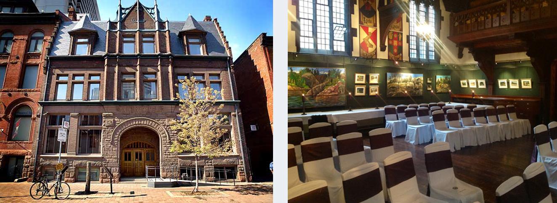 Doors Open Toronto - Arts & Letters Club TO
