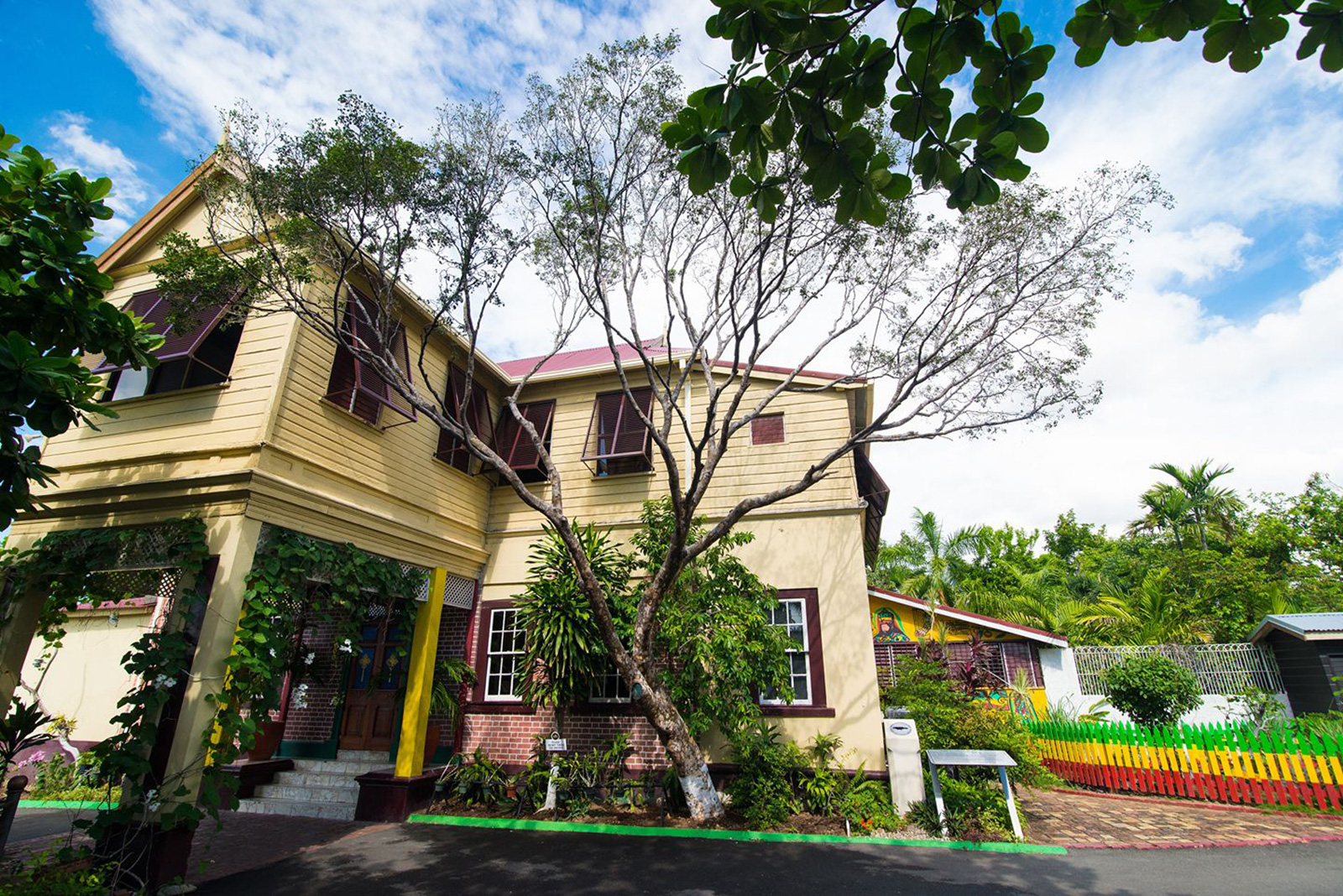 Musician's homes – Bob Marley Museum in Kingston