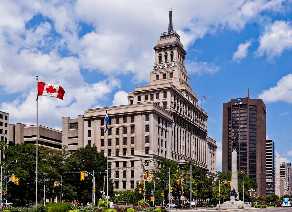 Doors Open Toronto - Canada Life Building