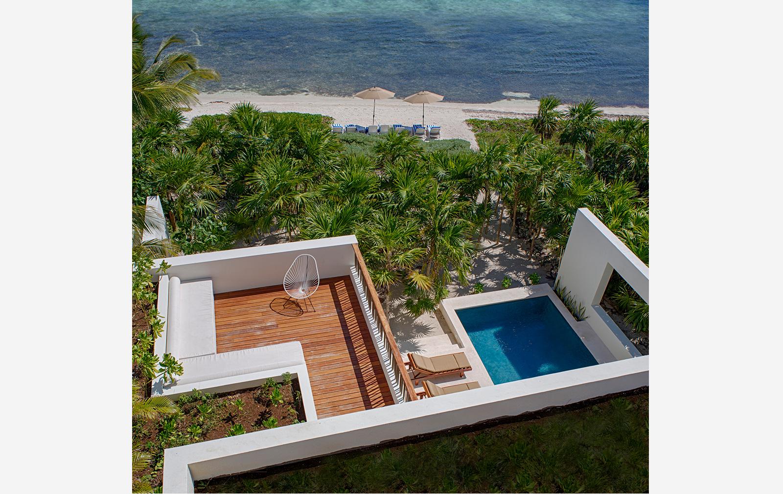 Casa Xixim Exterior - Specht Architects