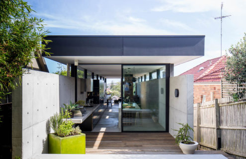 Property of the week: a modern concrete beach house in Sydney