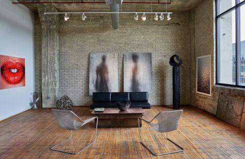 Inside the Detroit loft of creative maverick Lisa Spindler