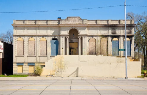 Is this Louis Kamper library in Detroit the ultimate fixer upper?