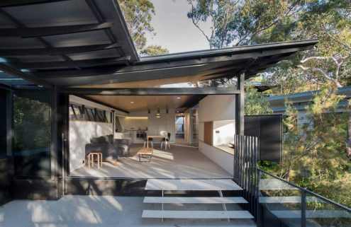 Property of the week: a bushland retreat in Sydney by Glenn Murcutt