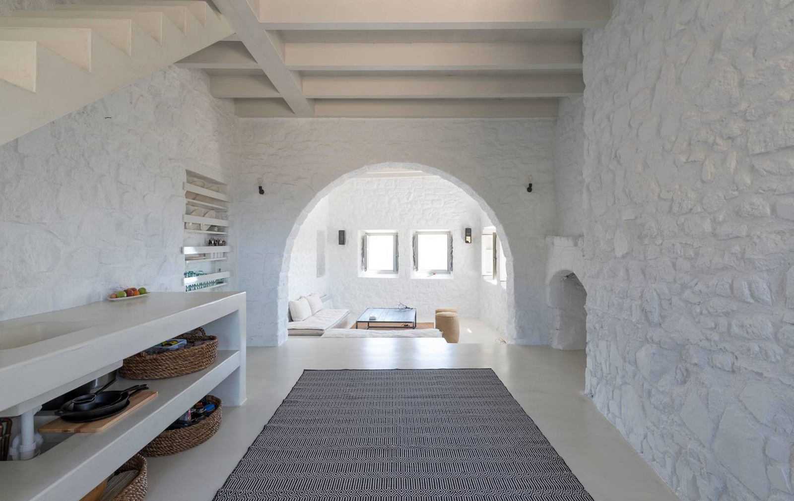 Greek Holiday Home to Rent - Villa Nemesis, Nisyros
