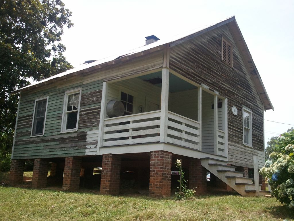 Nina Simone's home