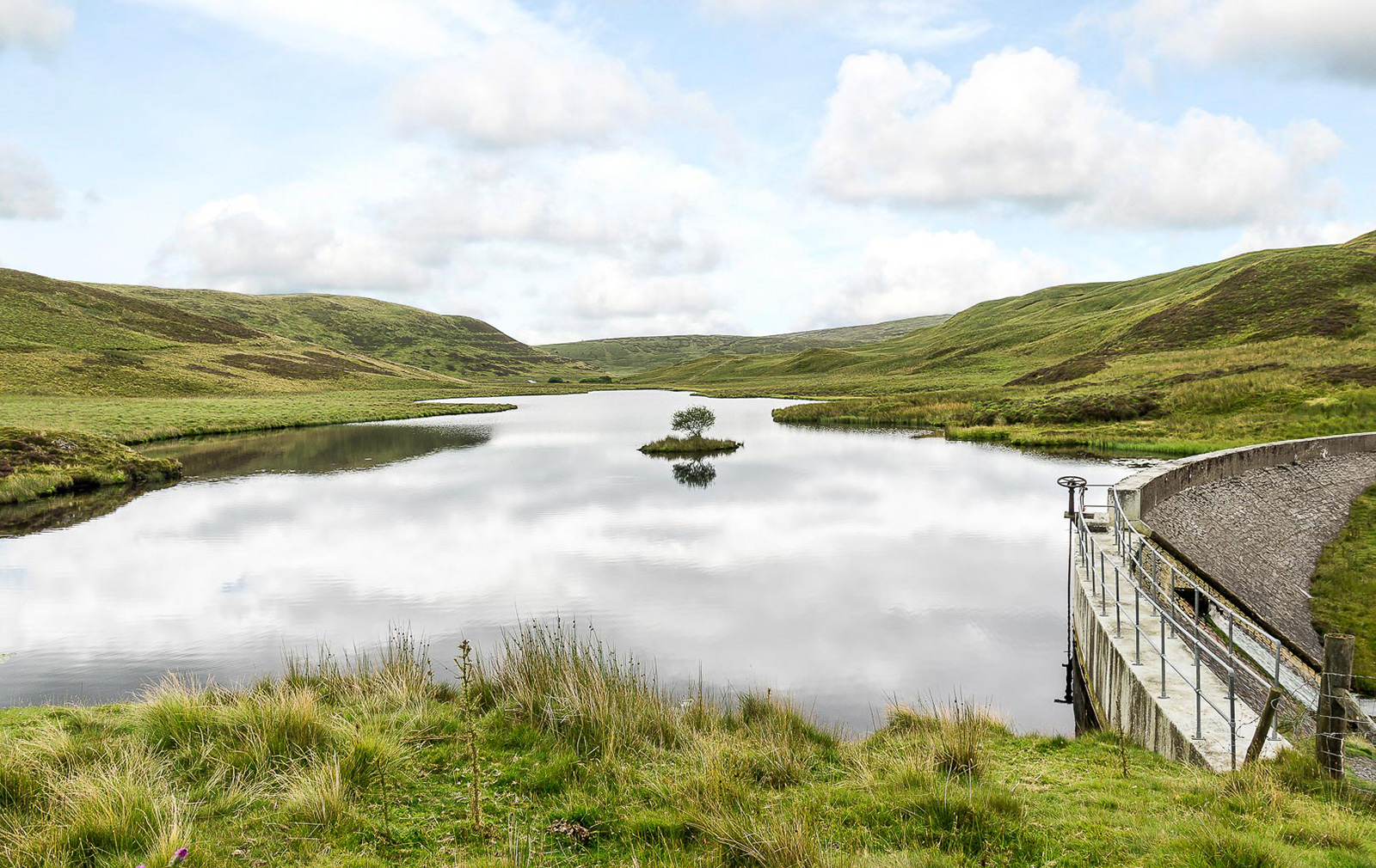 Land for sale - Bugeilyn Moor Wales