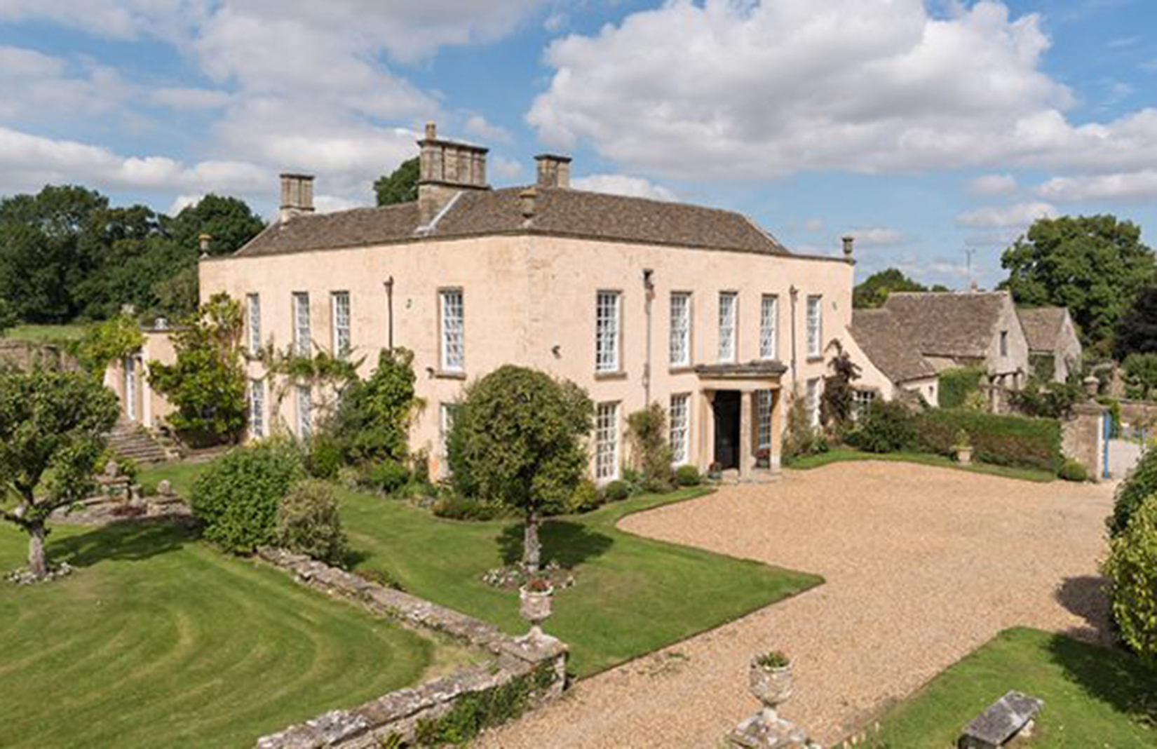 The Cotswolds Home That Starred In Pride And Prejudice Lists For GBP9m