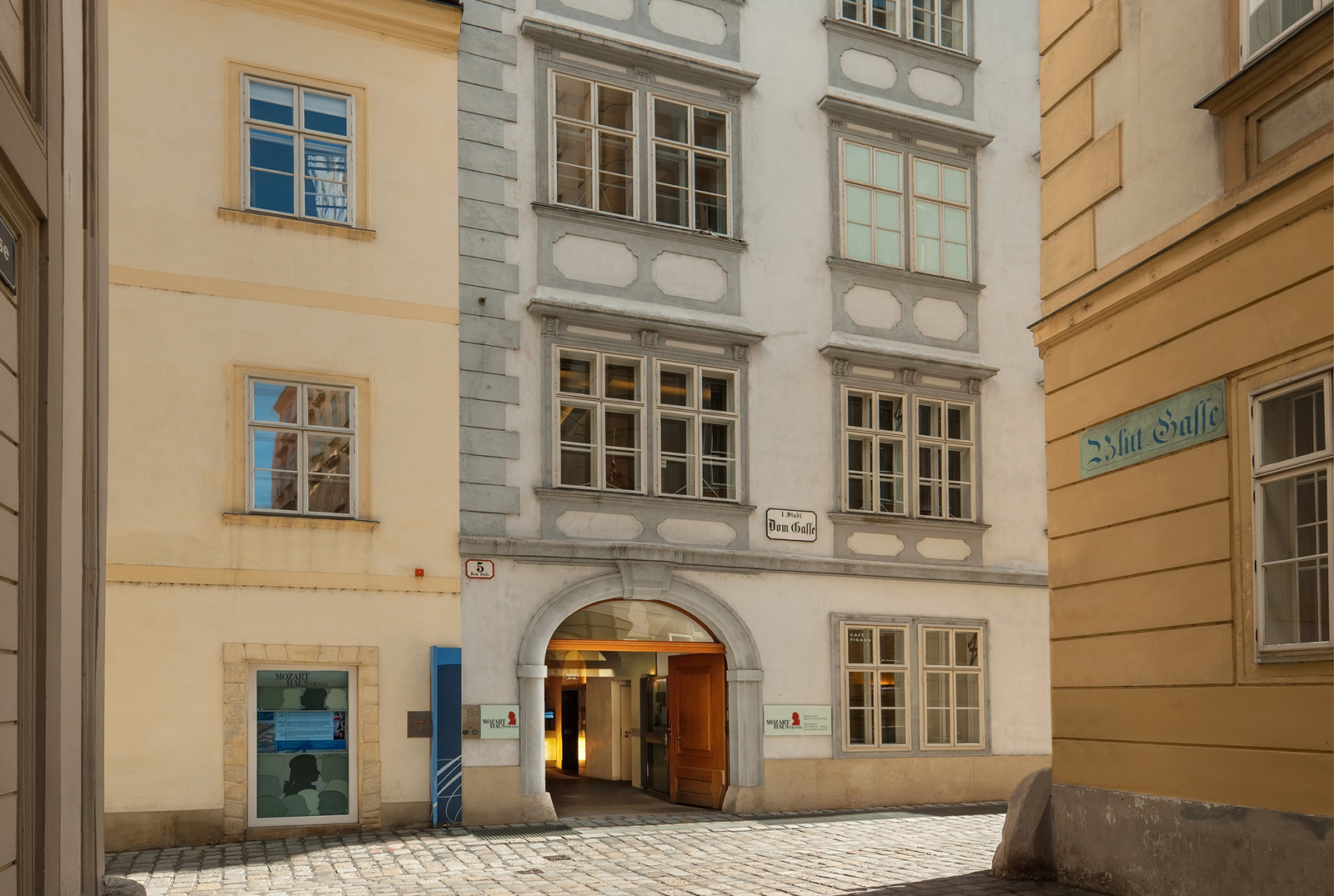 Musician's homes – Mozart's Vienna apartment
