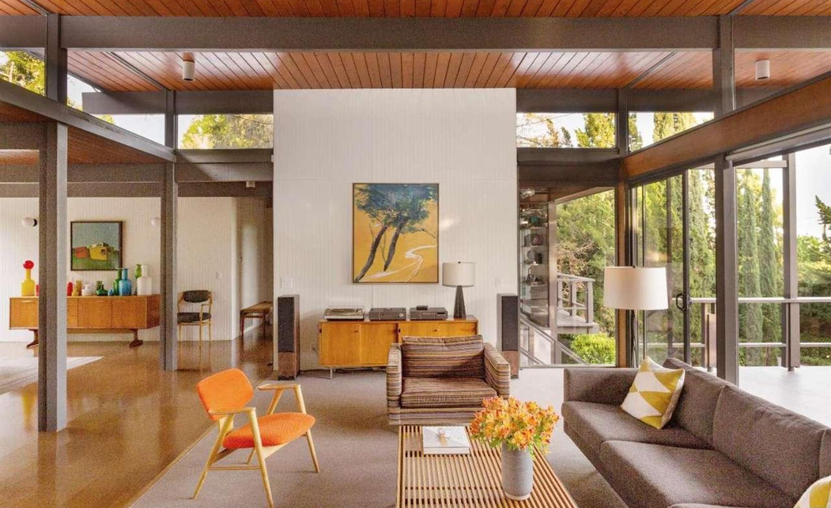 Midcentury property california
