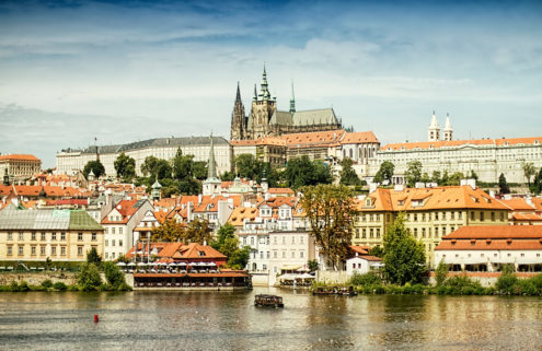 11 must-see architectural landmarks in Prague