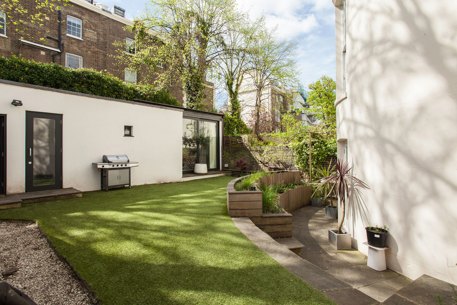 Martin Amis' former Primrose Hill hits the market in London