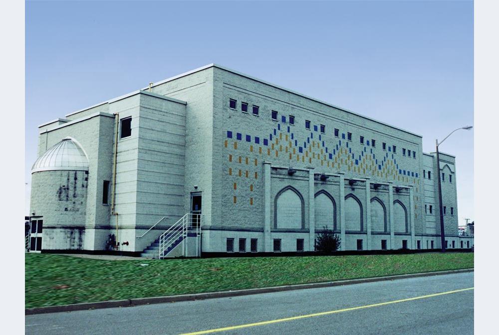 Doors Open Toronto - TARIC Islamic Centre