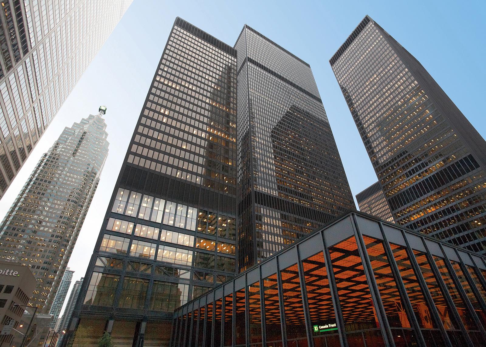 Doors Open Toronto - TD Centre