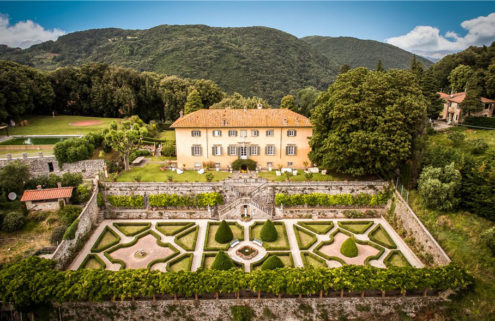Tuscan villa with Napoleonic connections hits the market for €13m