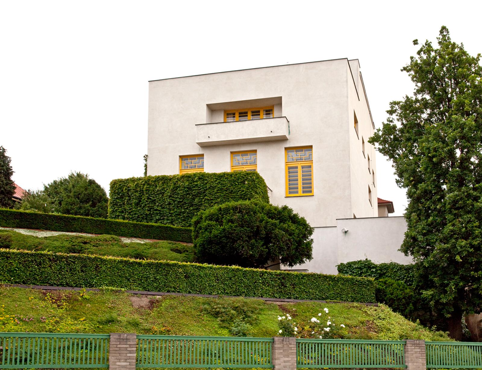 Villa Mueller, Prague