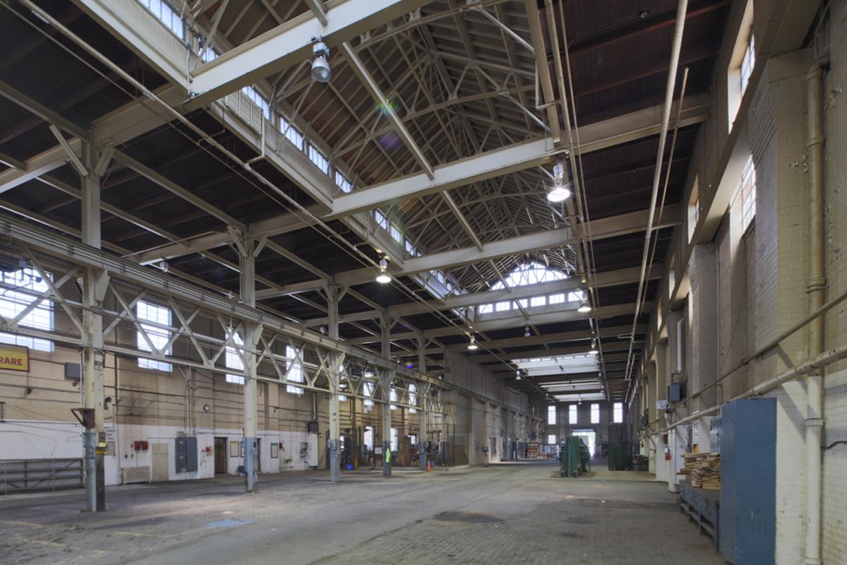 Doors Open Toronto - The Waterworks Building