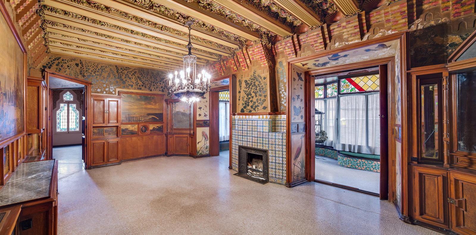 Antoni Gaudi Casa Vicens