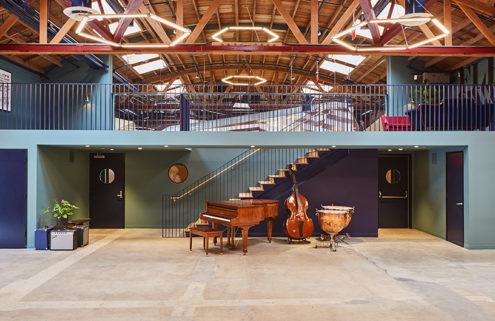 New 'music village' opens in LA
