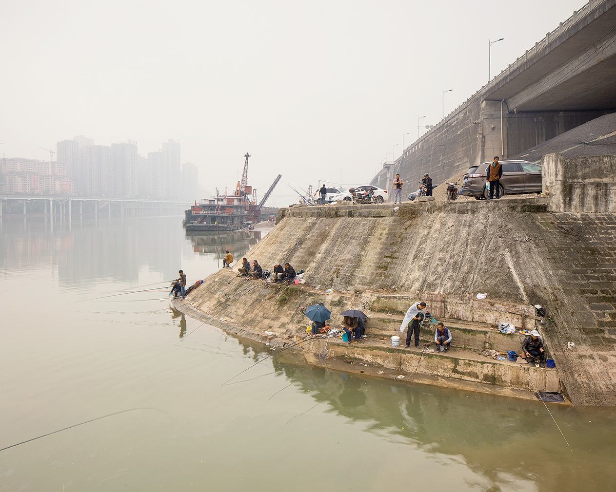 Maciej Leszczynski's City on Rivers photo essay