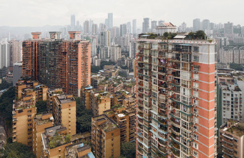 Life inside China's megacity Chongqing captured by Maciej Leszczynski