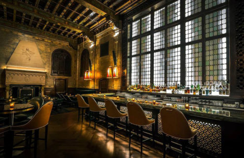 Grand Central's 'secret bar' The Campbell Apartment reopens