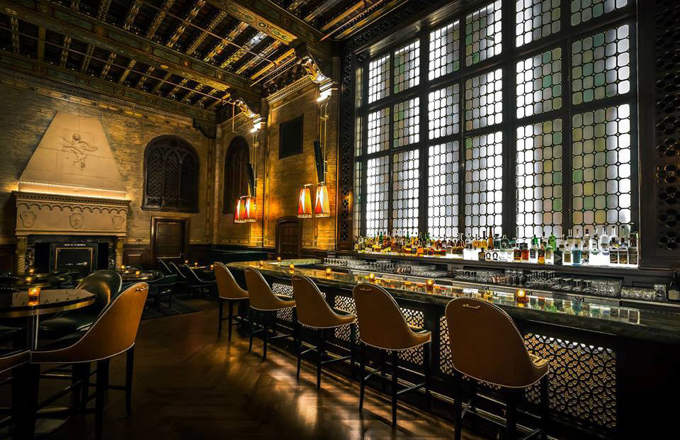 The Campbell bar New York
