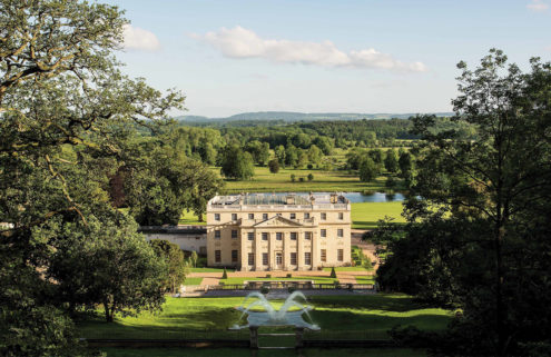 Benham Park country house is seeking a new owner for £26m