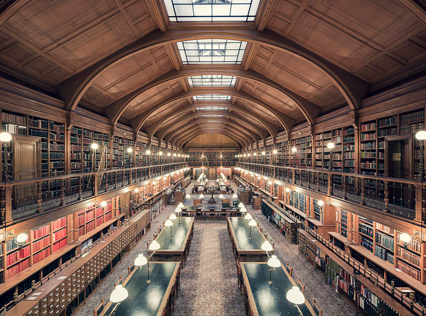 The world's most beautiful libraries: Bibliothèque de l'Hôtel de Ville