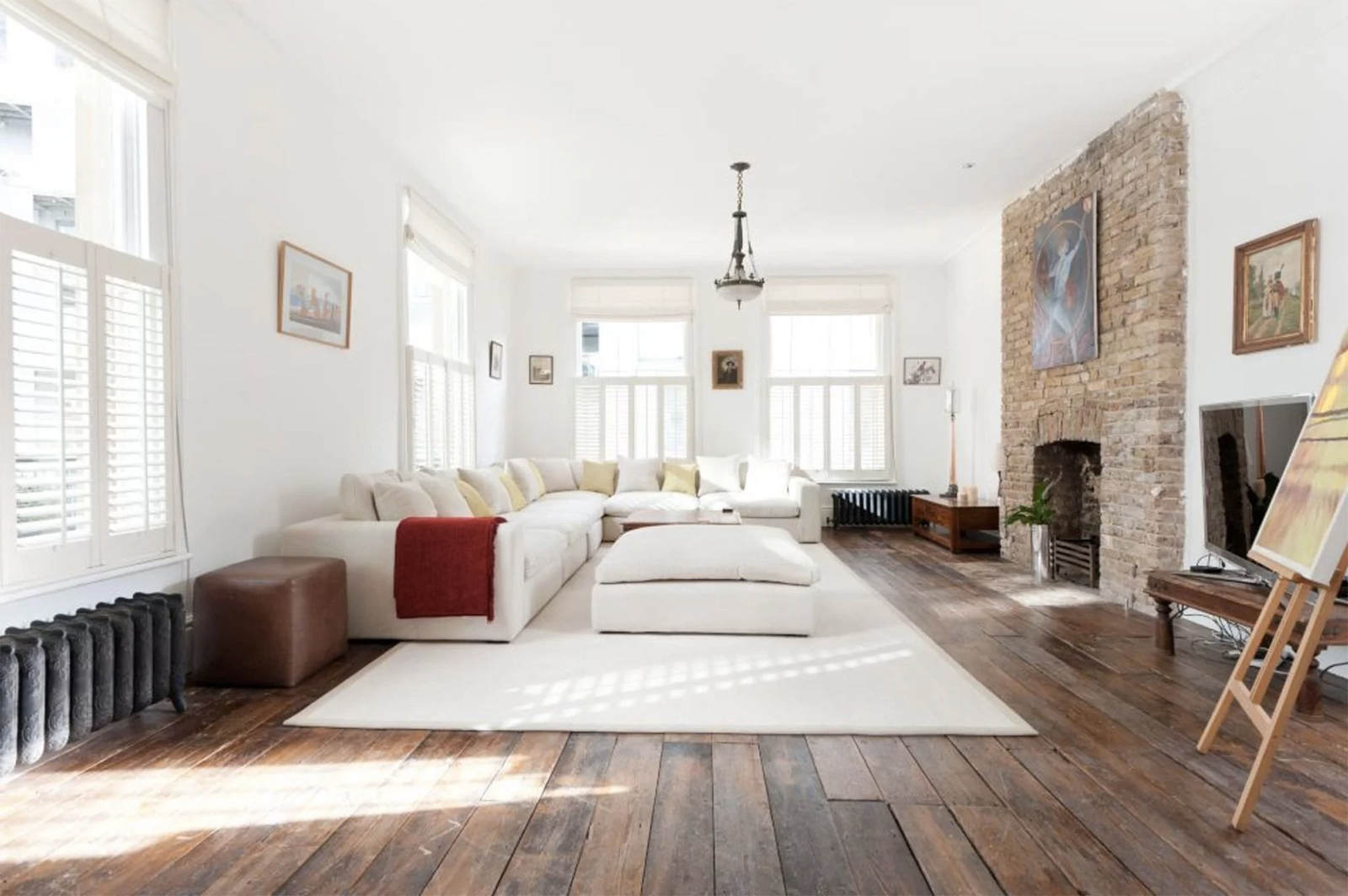 Converted brewery for sale, Clerkenwell - the most unusual London homes for sale right now