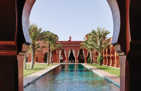 Property of the week: a desert palace in Marrakech