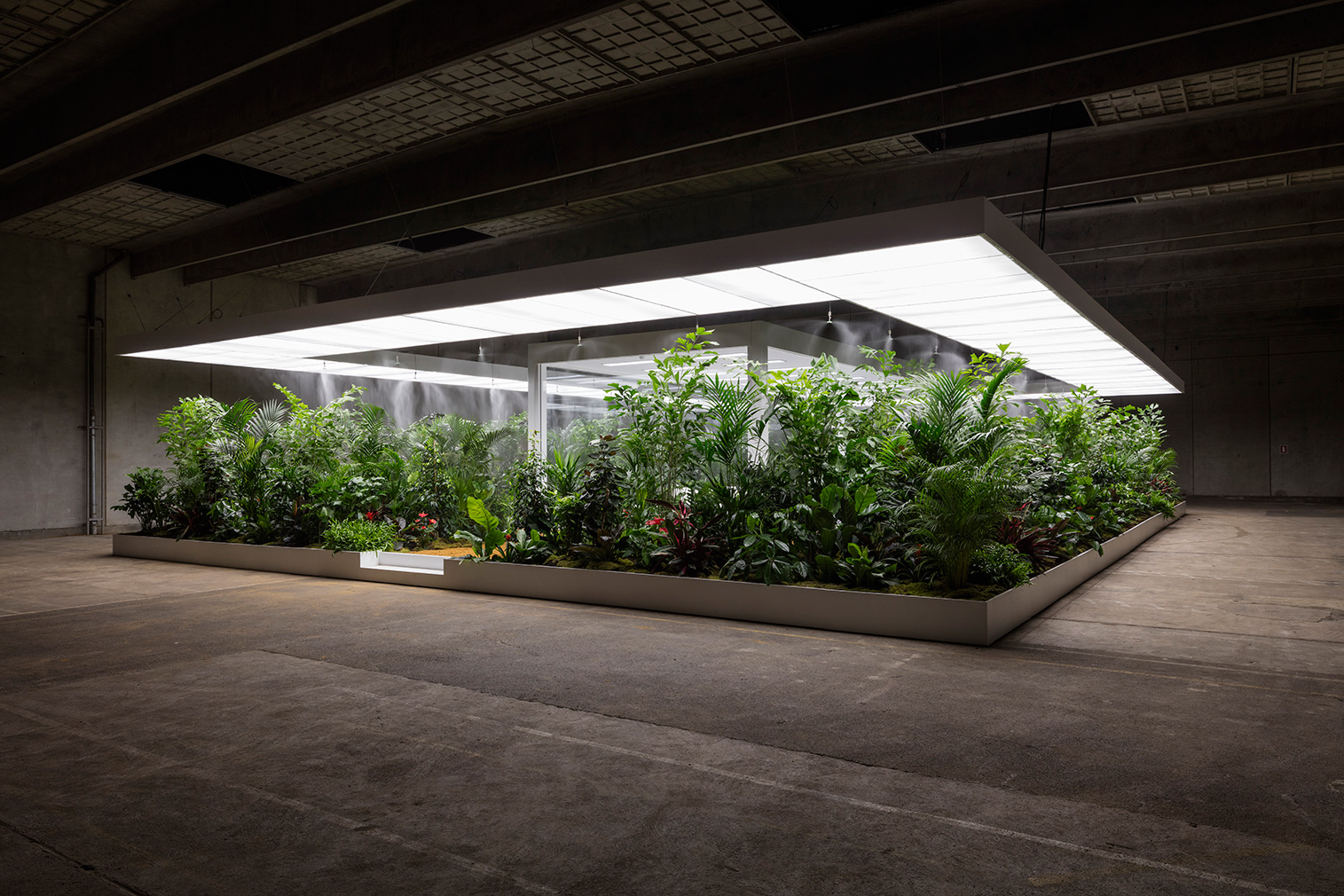 Doug Aitken's The Garden installation at ARoS Triennale in Aarhus