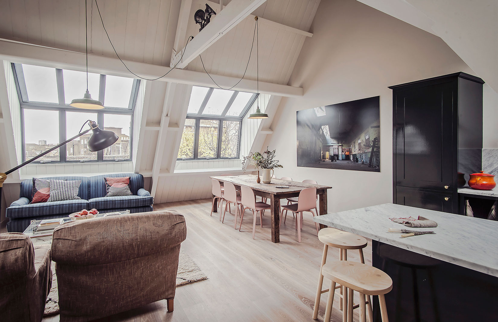 Grange Hall school conversion - the most unusual London homes for sale right now