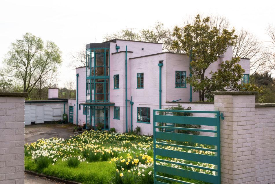 Great Easton House via The Modern House