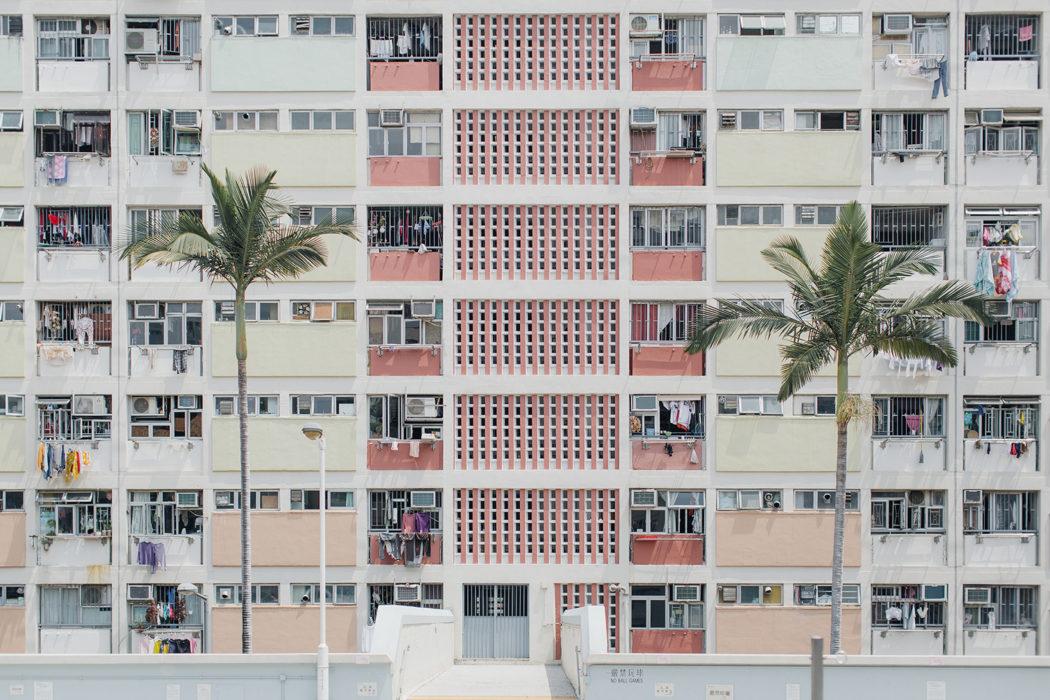 A pastel portrait of hong kong 39 s architecture for Hong kong architecture firms
